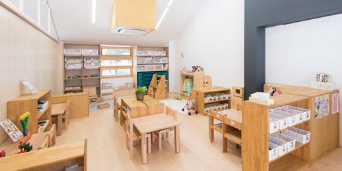 保育室(幼児)
