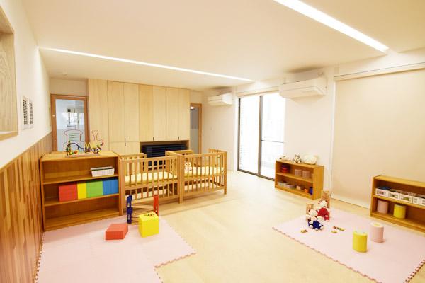 保育室(乳児)